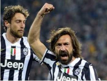 Andrea Pirlo Berharap Antonio Conte Tetap di Juventus