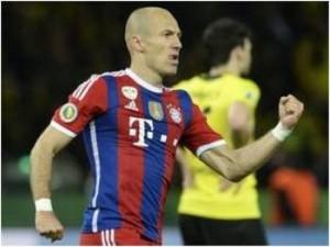 Arjen Robben Menjadi Target Utama Manchester United