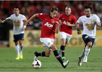 Pra Musim Bintang Muda Man. United