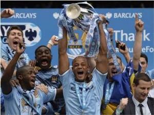 Manchester City Juara EPL, Fernandinho Sangat Puas