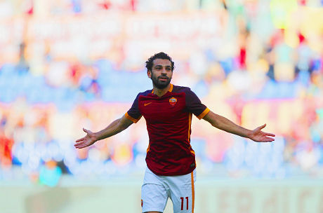AS Roma, Mohamed Salah, Real Madrid,