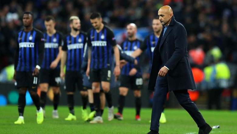 Inter Milan, PSV Eindhoven, Tottenham Hotspur, Barcelona,