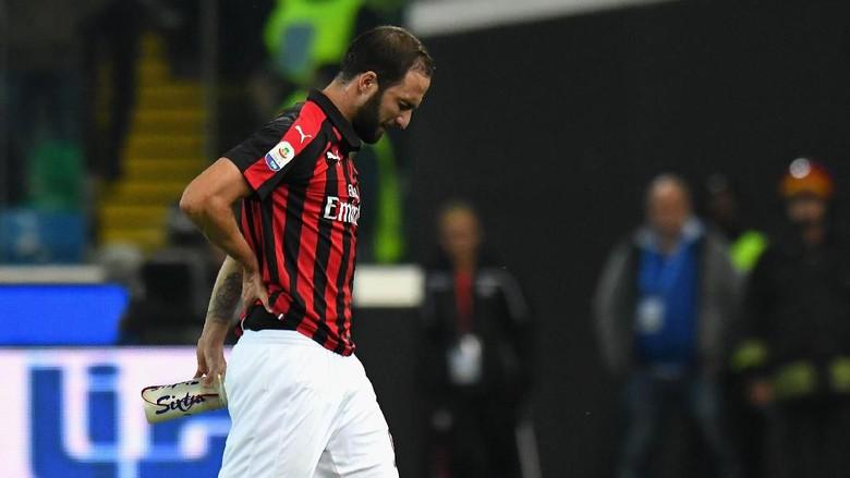 Gonzalo Higuain, AC Milan, Maurizio Sarri, Chelsea, Juventus, Real Madrid,