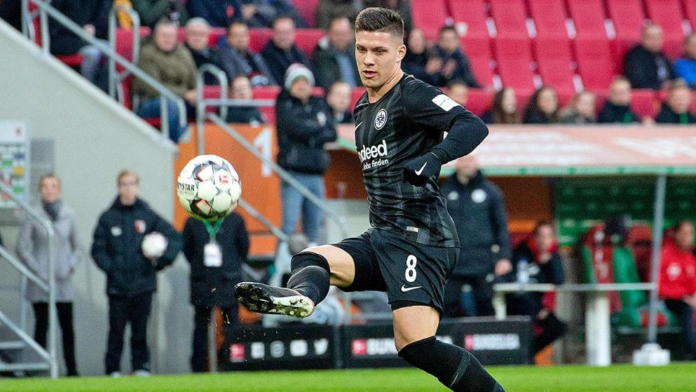 Luka Jovic, Eintracht Frankfurt, Barcelona, Real Madrid, Bundesliga, Spanyol,