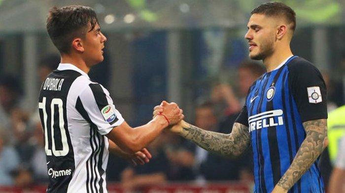 Paulo Dybala. Inter Milan, Juventus, Mauro Incardi,