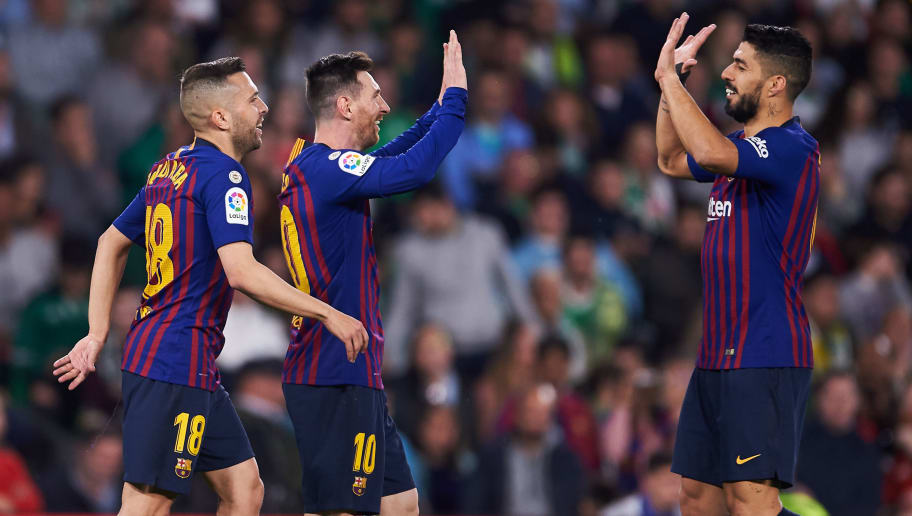 Real Betis, Barcelona, Lionel Messi, Benito Vellarmin, Ernesto Valverde,