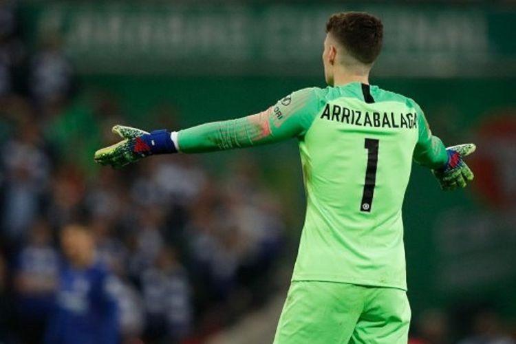 Kepa Arrizabalaga, Chelsea, Maurizio Sarri,