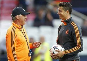 Skuad Real Madrid Lebih Nyaman Bersama Carlo Ancelotti