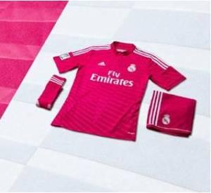Real Madrid Akan Punya Jersey Baru Musim Depan