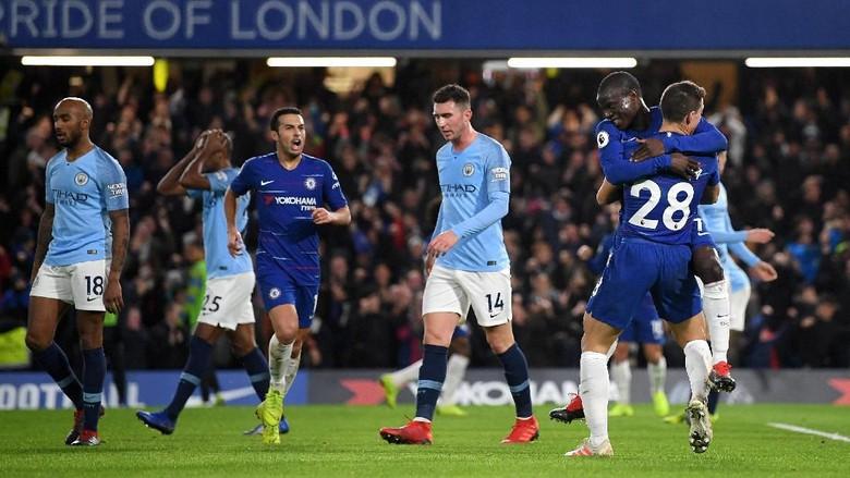 Chelsea, Manchester City, Pep Guardiola, N'Golo Kante, David Luiz, Wolverhampton Wanderers,